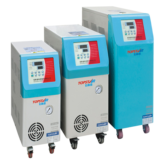 TTW Series Water Type Mold Temperature Controllers