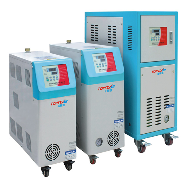 TTO Series Oil Type Mold Temperature Controllers